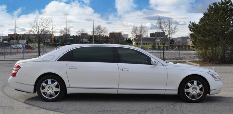 Maybach Limo Service For The Greater Toronto Area S