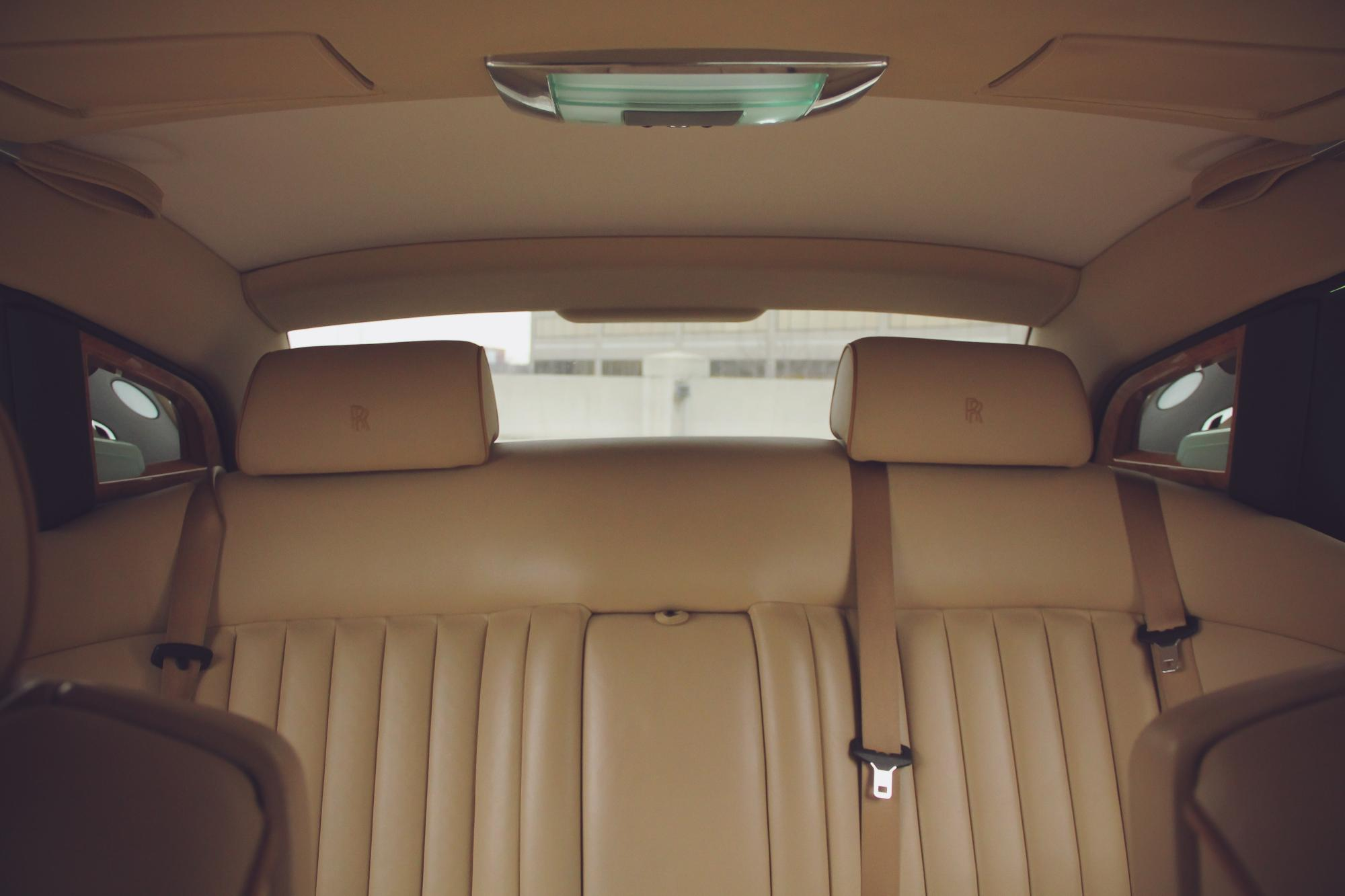 Rolls Royce Phantom Limo Service For The Greater Toronto